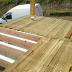 terrasse bois castorama 7