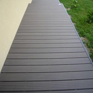 terrasse composite gris pas cher. Black Bedroom Furniture Sets. Home Design Ideas
