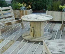 terrasse jardin palette 1