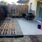 terrasse jardin palette 5