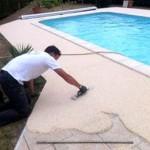 terrasse piscine galets 7