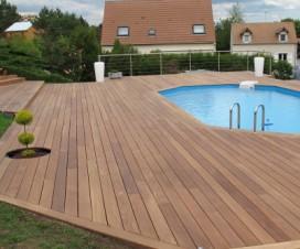terrasse piscine teck 1