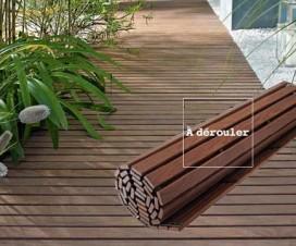 terrasse bois a derouler 1