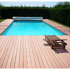 Terrasse bois composite piscine - Terrasse piscine bois composite nanterre ...