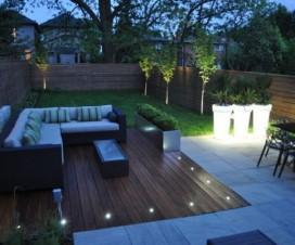 terrasse bois eclairage 1