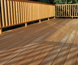 terrasse bois keruing 1