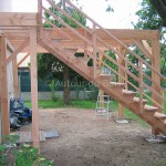terrasse bois pilotis kit 3