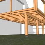terrasse bois pilotis kit 4