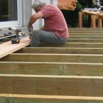 terrasse bois pilotis kit 7