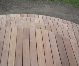 terrasse bois arrondie 1