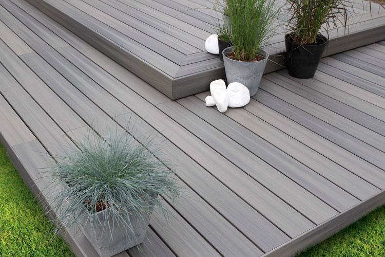 Montage D'une Structure Pour Terrasse En Bois Ou Composite