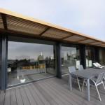 terrasse couverte design en bois 1