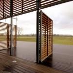 terrasse couverte design en bois 2