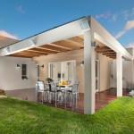 terrasse couverte design en bois 5