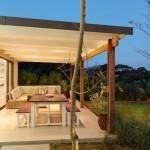 terrasse couverte design en bois 6