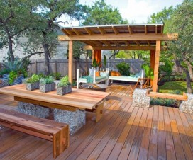 terrasse couverte jardin 1
