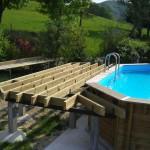 terrasse avec piscine hors sol 3