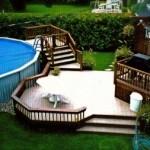terrasse avec piscine hors sol 6