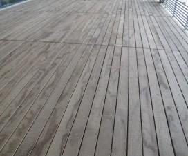 terrasse bois chene 1