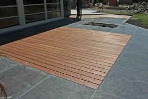 Terrasse bois et carrelage - Terrasse bois ou carrelage ...