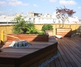 terrasse bois zen 1