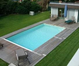 terrasse bois avec piscine 1