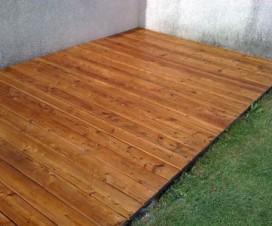 terrasse bois huile de lin 1