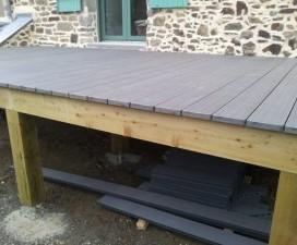 terrasse bois sur pilotis 1