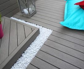 terrasse composite gravier 1