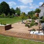 terrasse bois jardin 8