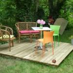 terrasse bois jardin 9