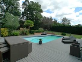 terrasse composite gris clair 1