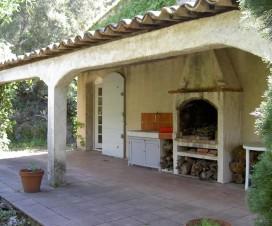 terrasse couverte barbecue 1