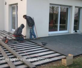 terrasse bois composite fixation 1