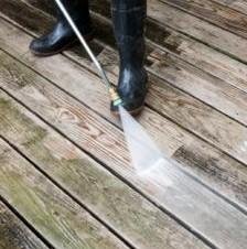 terrasse bois composite nettoyage 1