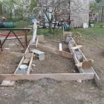 terrasse bois plot beton 5