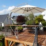 terrasse bois suspendue photo 1