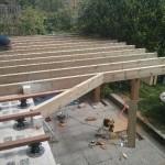 terrasse bois suspendue photo 4
