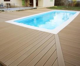 terrasse composite et piscine 1
