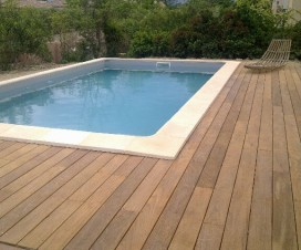 terrasse autour piscine bois 1