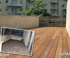 terrasse bois balcon 1