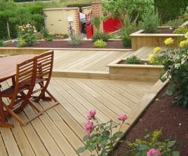 terrasse bois japonaise 1