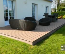 terrasse composite couleur 1