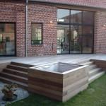 terrasse bois composite hauteur 7