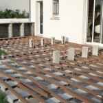 terrasse composite en hauteur 2