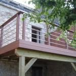 terrasse composite en hauteur 9