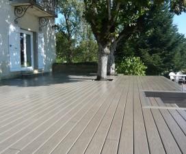 terrasse bois gris 1