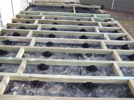 terrasse bois composite fixation 5